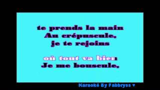 De Temps en Temps - Grégory Lemarchal - Karaoké FKA