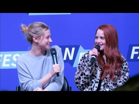 Riverdale Panel at Heroes and Villains Fanfest 2018 (Highlights)