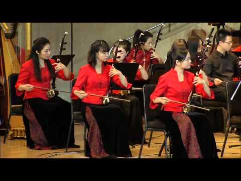 GRAND CHINESE NEW YEAR CONCERT  (Le grand concert du Nouvel-An Chinois)
