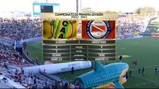Aldosivi vs Argentinos Juniors full match