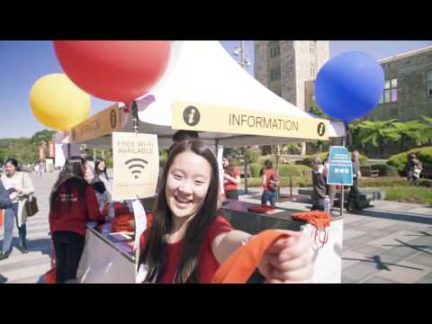 University of Sydney Open Day 2015