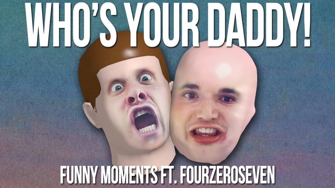 Glitchy Baby Madness & The Paranormal Pictures - Who's Your Daddy Funny Momemts