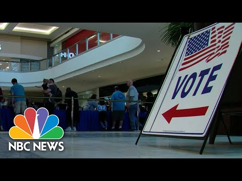 Nevada Caucuses Show Latino Vote Will Be Critical In 2020 Race  NBC Nightly News