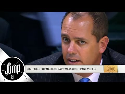Orlando Magic fire Frank Vogel, but was it the right call? | The Jump | ESPN
