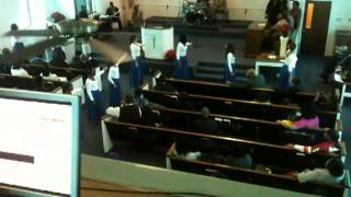 SMBC: TOPS Dance Ministry: Sacrifice of Praise by Alvin Slaughter