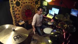 Nick D'Virgilio Drum Rehearsals