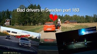 Bad Drivers In Sweden 183 Tailgaters And Trouble In Paradise