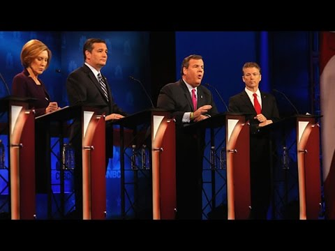 Terrorism Will Be Front-and-Center At Tonight's GOP Debate