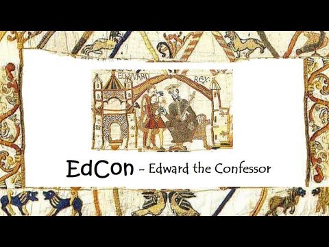 1066 Who was King Edward the Confessor? Last King of the House of Wessex [school history online]