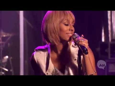 "BassHitter® with Keri Hilson ""Lose Control"" LiveAOL Sessions"