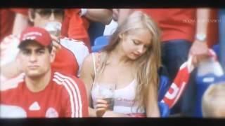 أجمل المشجعات في يورو 2012