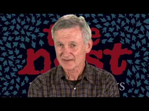 Paul Jennings talks about The Nest