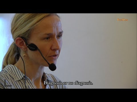 Ester Holte Kofod  - Prolonged Grief Disorder - October 11, 2017 - CPH University