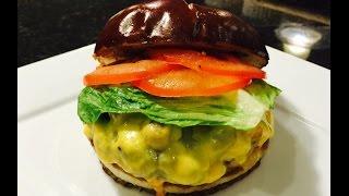 How To Make A Gourmet Pretzel Burger