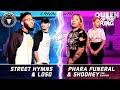 LOSO & STREET HYMNS vs PHARA FUNERAL & SHOONEY DA RAPPER (2v2 Rap Battle) | BULLPEN vs QOTR