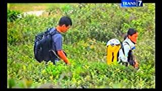 Jejak Petualang   Merayap di Dinding Kite Rock Part 1