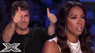 Download TOP 3 Boys Auditions That BLEW THE JUDGES AWAY On X Factor USA | X Factor Global