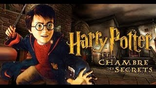 Harry Potter : et la Chambre des Secrets - Let's play - part 1