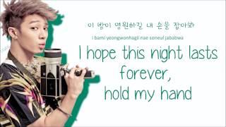 BEAST - Beautiful Night (Color Coded Lyrics: Hangul, Romaji, English)