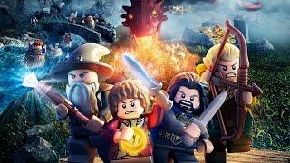 Смотреть Лего Хоббит (LEGO The Hobbit) ВСЕ ЗАСТАВКИ (All Cutscenes)
