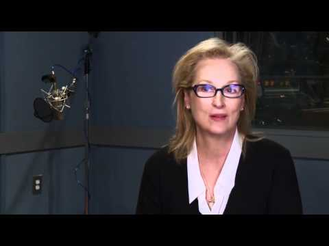 Meryl Streep Interview - To The Arctic 3D