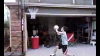 Bad missed dunk