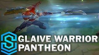Glaive Warrior Pantheon Skin Spotlight - Pre-Release - League of Legends
