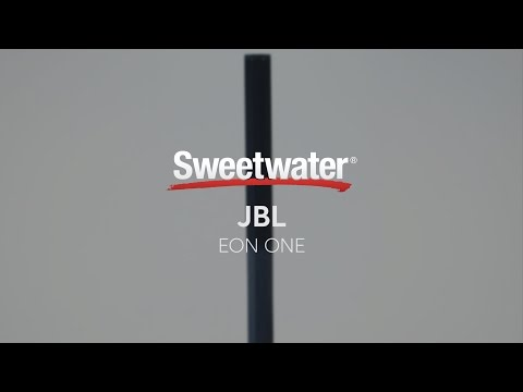 JBL EON ONE Portable PA System Overview by Sweetwater