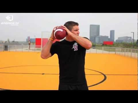 How to play quarterback: Basic quarterback drills (Part 2)