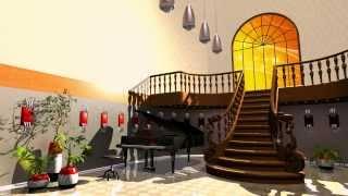 видео Старинные идеи освещения и удивительный старинный дизайн