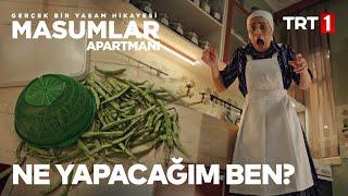 Safiye Fasulyeleri Düşürüyor! | Masumlar Apartmanı 1. Bölüm