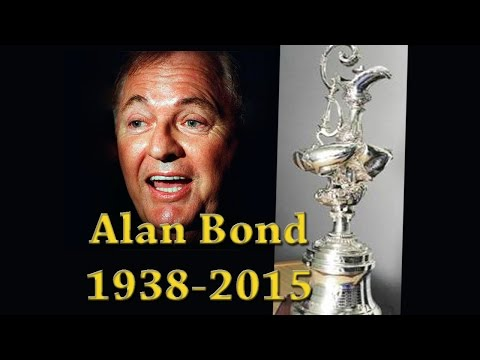 Alan Bond Remembered Something