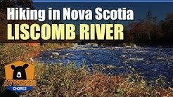 Liscomb River Trail - Hiking in Nova Scotia