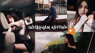 HOW I EDIT MY INSTAGRAM PICTURES !!!