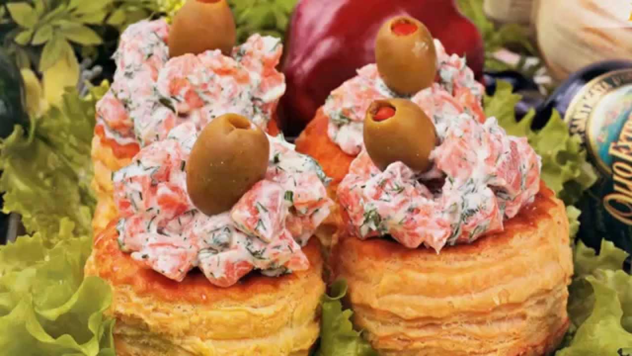 Смотреть рецепты и украшение блюд к новому году