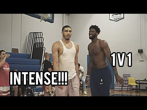 NBA Players 1v1 Battles (INTENSE!!!)