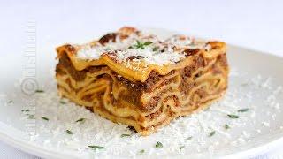 Reteta Lasagna Bolognese - Jamilacuisine