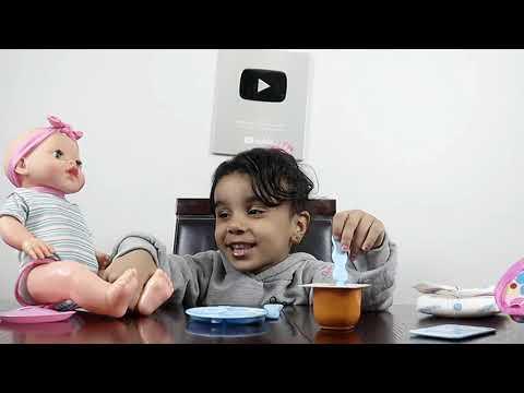 لعبة استحمام البيبي دول | العاب اطفال