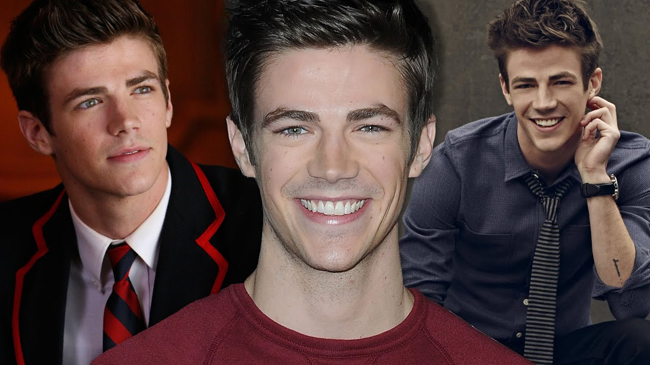 7 things you didnt know about grant gustin youtube m4hsunfo Image collections