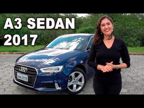 Audi A3 Sedan 2017 2.0 Turbo Ambition Reestilizado em Detalhes