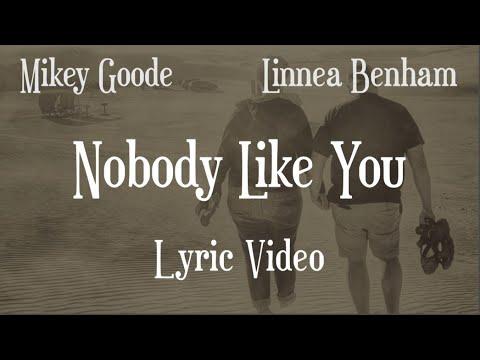 Nobody Like You Lyric Video Mikey Goode Feat Linnea Benham Youtube I'll tickle you to your disgrace. nobody like you lyric video mikey goode feat linnea benham