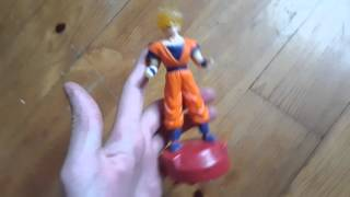 Goku super sayen god 2006 McDonald