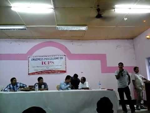Awareness programme on ICPS.