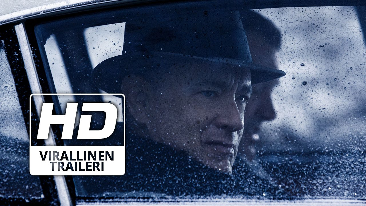 Vakoojien silta (Bridge of Spies) | Virallinen traileri HD | Suomi