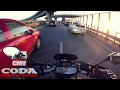 Yamaha MT 07 Moto Cage Vs City Daily Traffic Test Ride CMV mp3