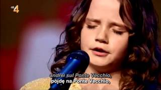 Amira Willighagen - O mio babbino caro Holland 2013 tłumaczenie polskie napisy tekst lyrics