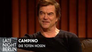 Campino spricht über Illegale Konzerte der Toten Hosen! | Late Night Berlin | ProSieben