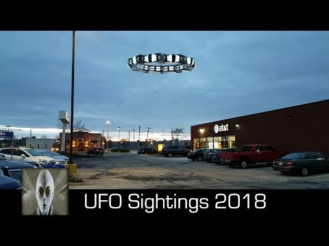 UFO Sightings 2018 Fast Moving Object April 18th