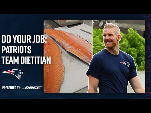 What It Takes To Feed The New England Patriots | Do Your Job