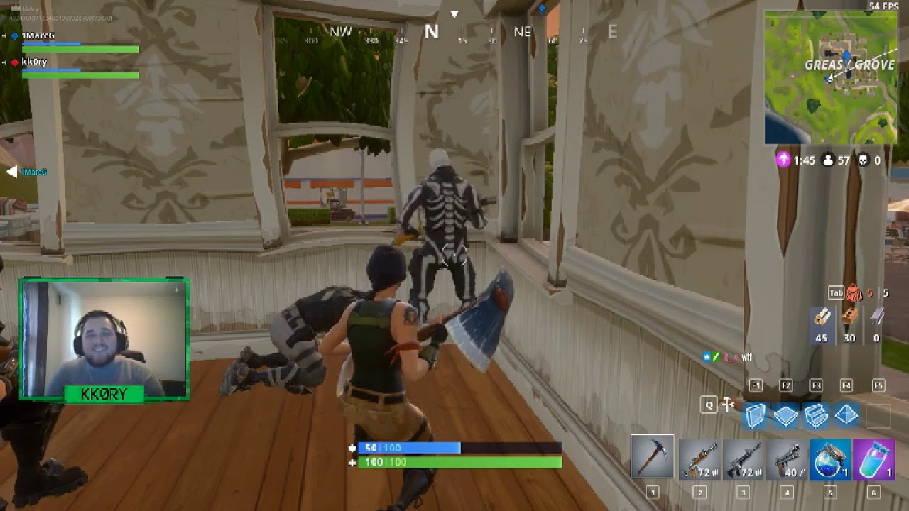 are there bots in fortnite